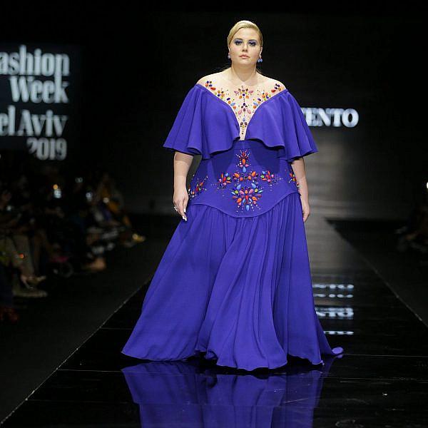 דרור קונטנטו, שבוע האופנה תל אביב | צילום: אבי ולדמן