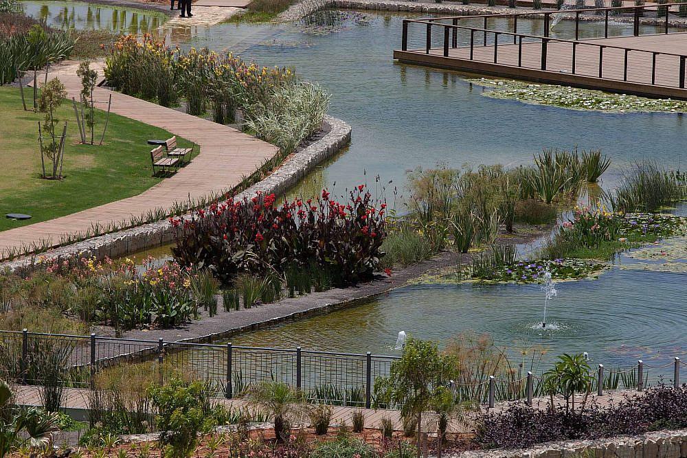 פארק אריאל שרון | צילום: ניב מוסמן