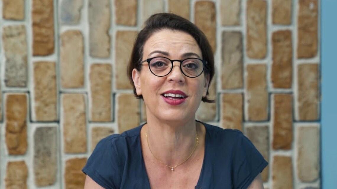 גלית דיסטאל אטבריאן   צילום מסך מערוץ היוטיוב של כאן