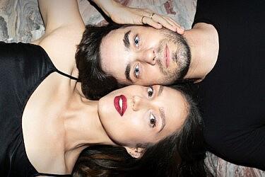 "מארינה מקסימיליאן וגיא מנטש | צילום: יח""צ"