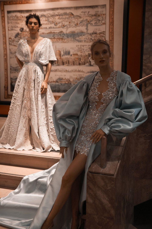 התצוגה של דרור קונטנטו בשבוע האופנה תל אביב קורנית 2021 | צילום: סשה פרילוצקי