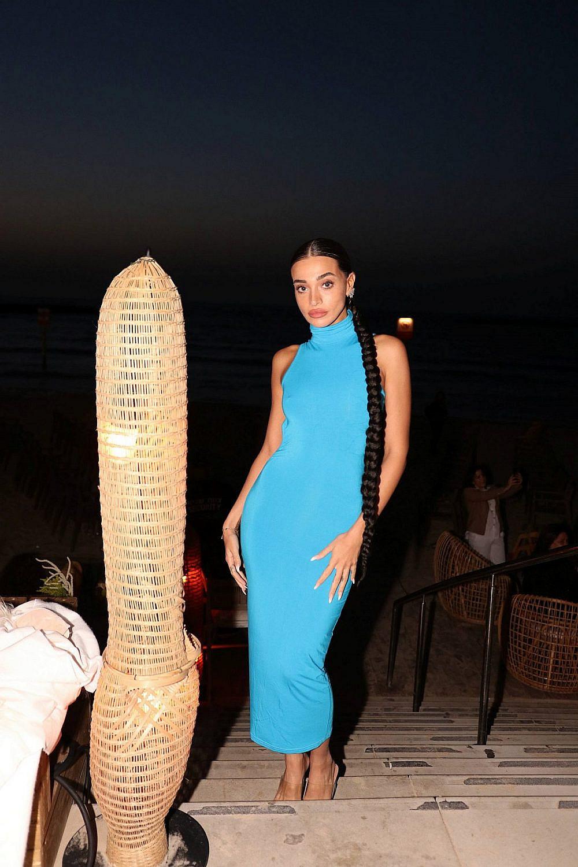 עדן פינס בתצוגה של אוריה עזרן   צילום: אור גפן