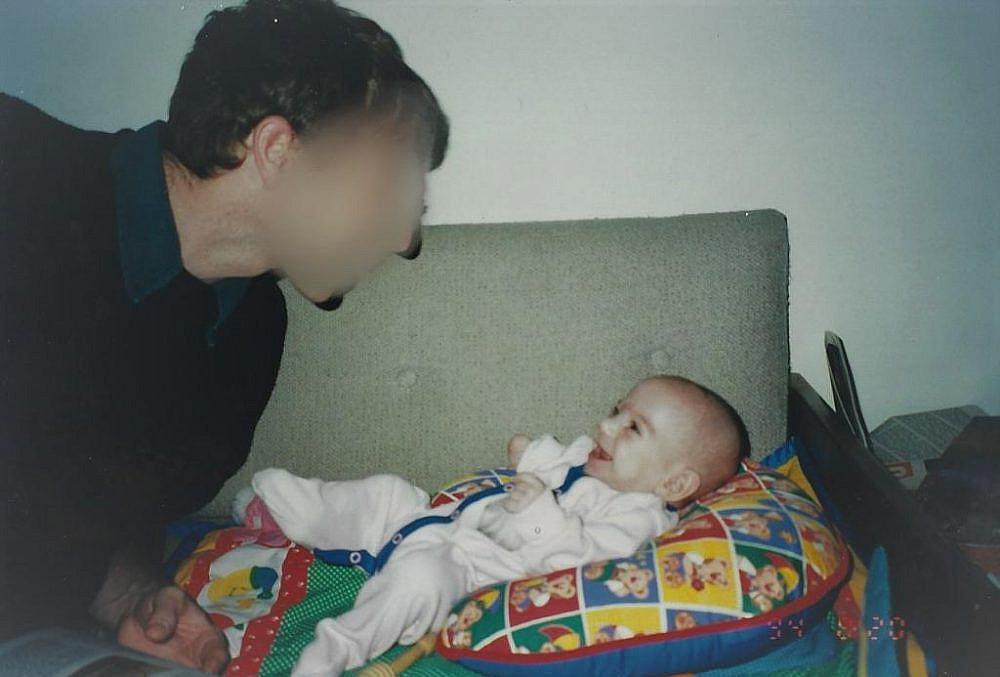 כ' בילדותה   צילום: באדיבות המשפחה