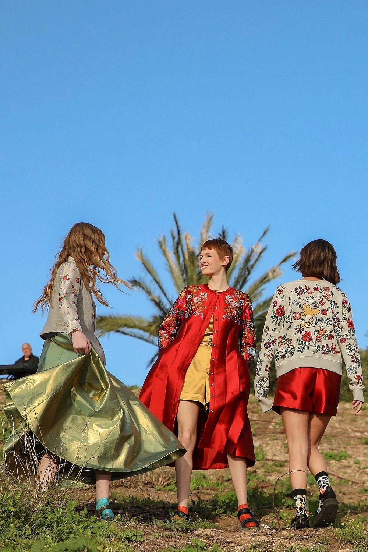 התצוגה של טובל'ה בשבוע האופנה תל אביב קורנית 2021 | צילום: עדי לידור