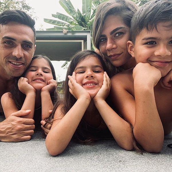 משפחת זהבי | צילום מסך מאינסטגרם shayzehavi@