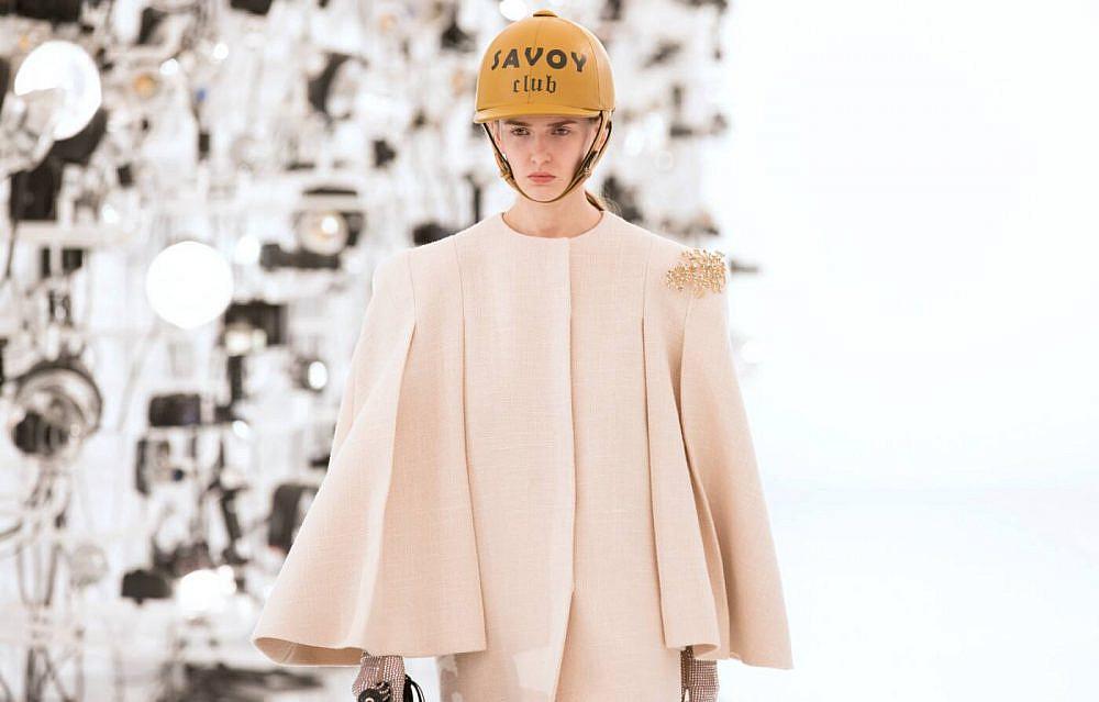 """תצוגת אופנה גוצ'י ובלאנסיאגה   צילום: יח""""צ"""