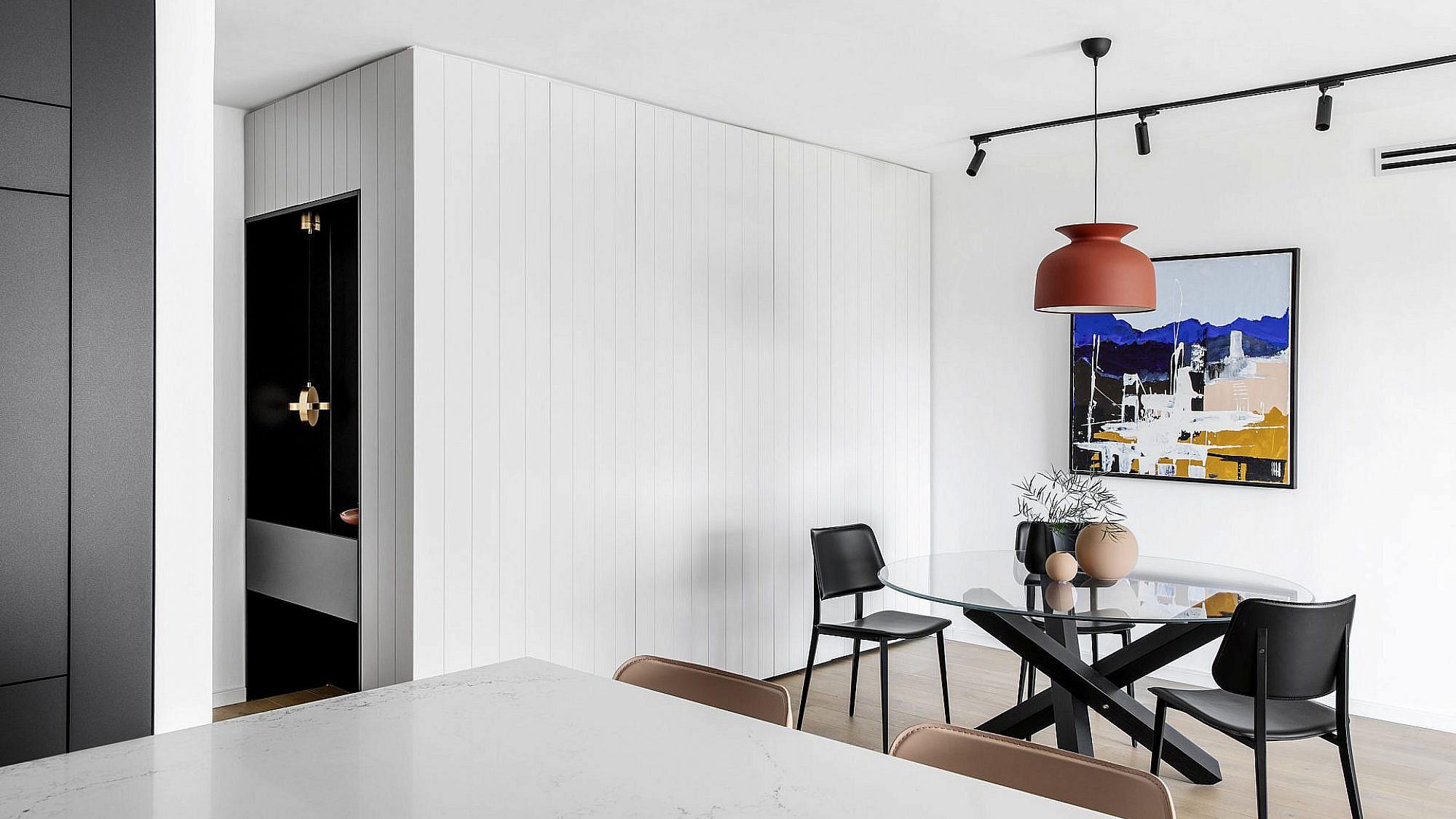 דירה בשכונת ל' בתל אביב | עיצוב פנים: מאיה שינברגר, צילום: איתי בנית