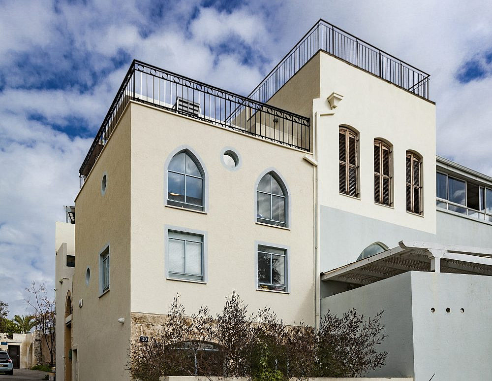 בית ביפו. אדריכלות ועיצוב פנים: חנן דירקטור, סטיילינג: רחלי ברז'יק   צילום: יגאל הררי