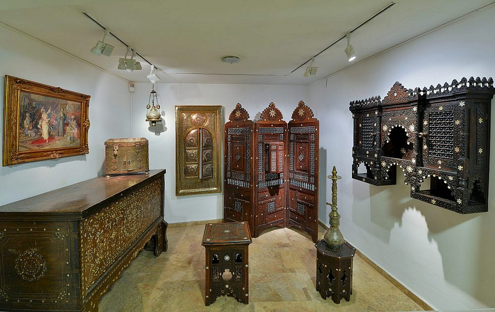 המוזיאון לאמנות האסלאם | צילום: בן אפרים