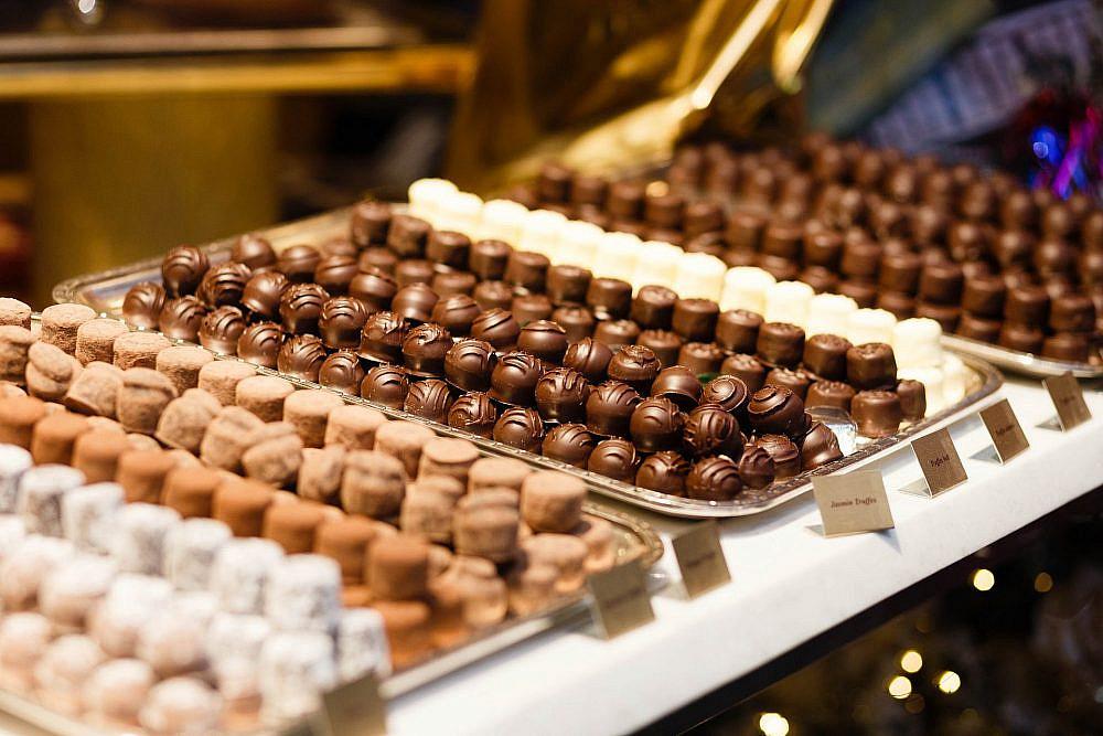 מולדת השוקולד. ציריך | צילום: Shutterstock