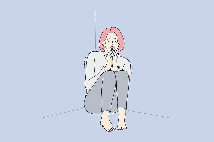 איך לעזור לנפגעי חרדה    צילום: Shutterstock
