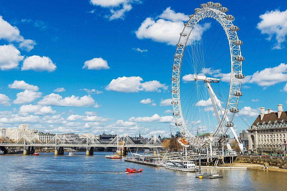 אותה עיר אהובה, רק יותר שקטה ואינטימית. לונדון | צילום: Shutterstock