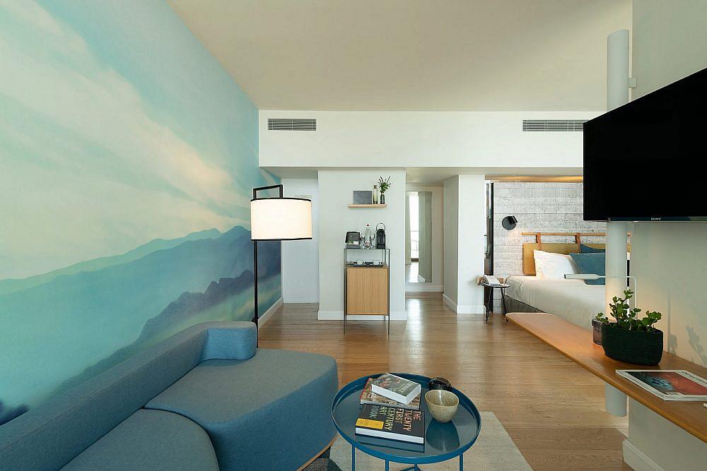 מלון אלמא | צילום: גדעון לוין
