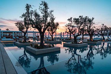 """מלון Four Seasons Astir Plalace באתונה   צילום: יח""""צ"""