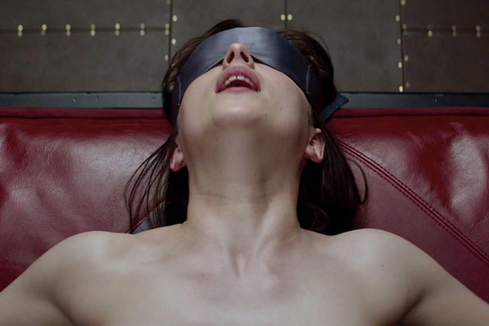 50 גוונים של אפור | צילום מסך מתוך הסרט
