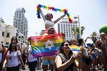 מצעד הגאווה בתל אביב 2019 | צילום: Amir Levy/Getty Images