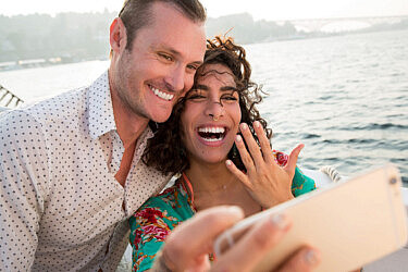 הצעת נישואין | צילום:  Tegra Stone Nuess\ gettyimages