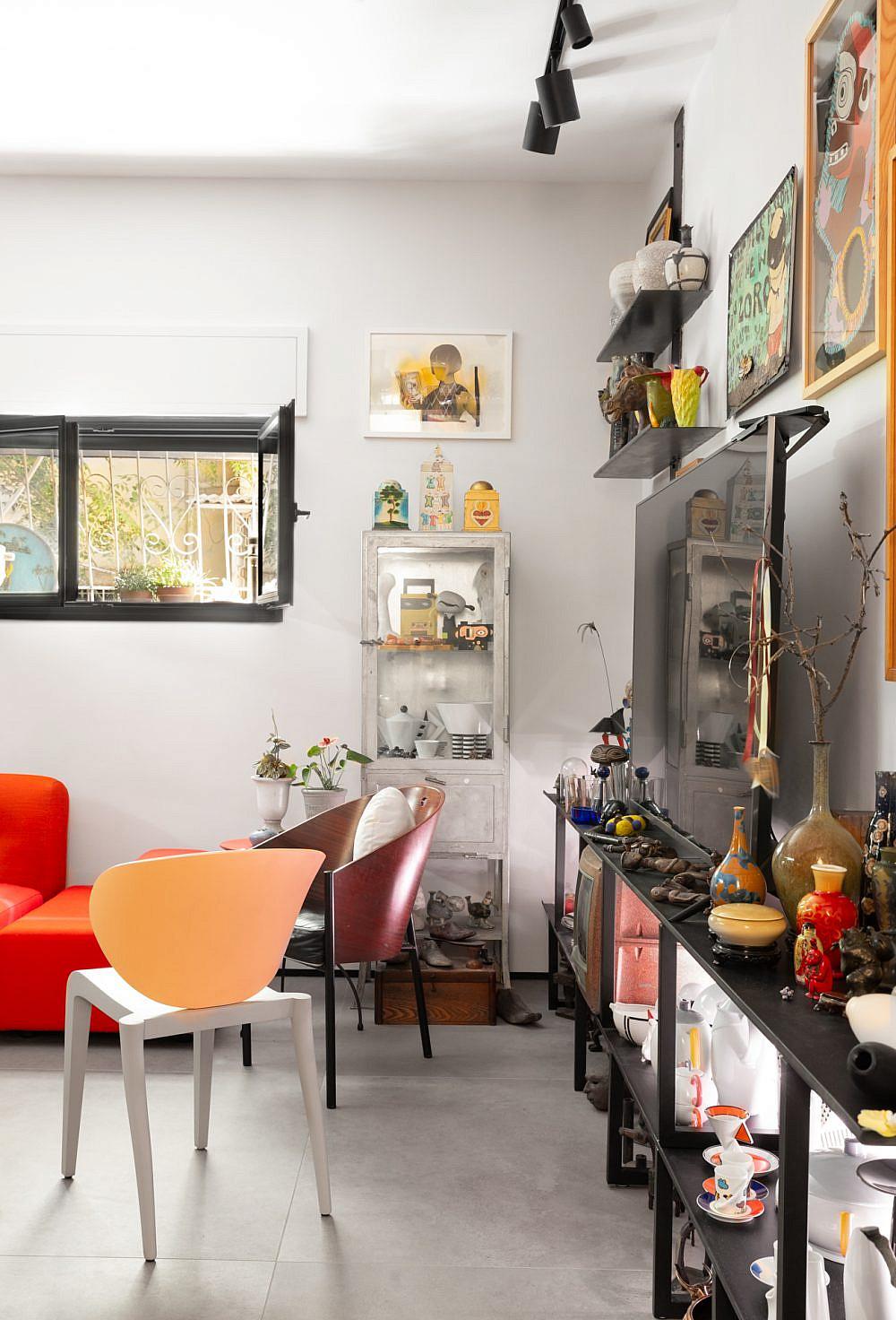 דירה בגבעתיים | עיצוב פנים: דנה מורן, צילום: נויה שילוני חביב