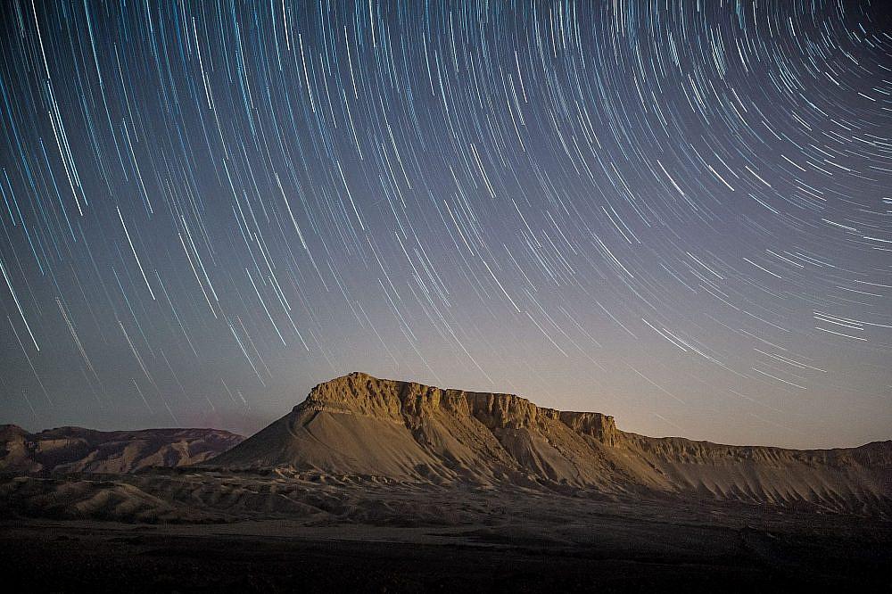 כוכבים במדבר | צילום: אביב פרץ