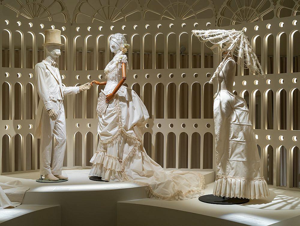 הנשף. מוזיאון העיצוב חולון | צילום: אלעד שריג