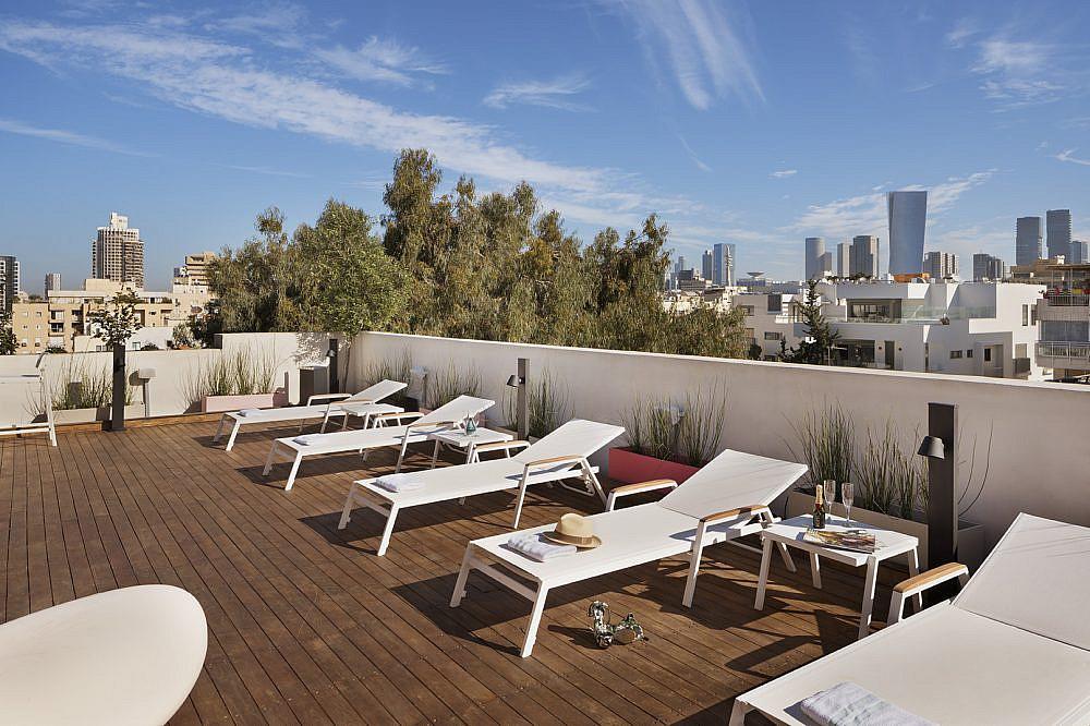 מלונות חדשים בתל אביב קיץ 2021. מלון שינקין   צילום: אסף פינצ'וק