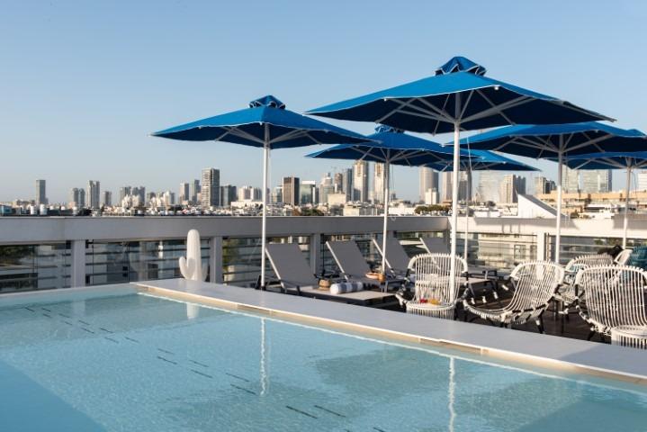 מלונות חדשים בתל אביב קיץ 2021. מלון INK   צילום: סיון אסקיו