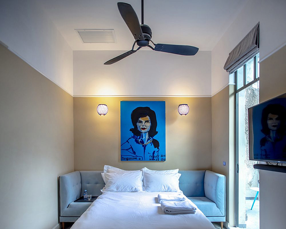 מלונות חדשים בתל אביב קיץ 2021. מלון אסמבלאז   צילום: יואב גורין