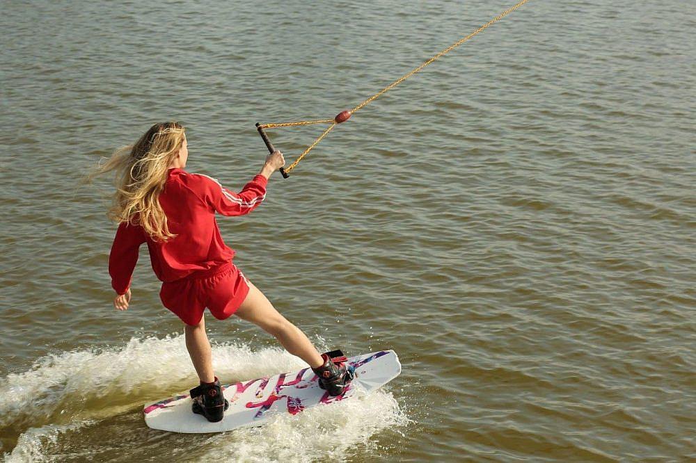 פארק מים Lake TLV   צילום: זוהר שיטרית