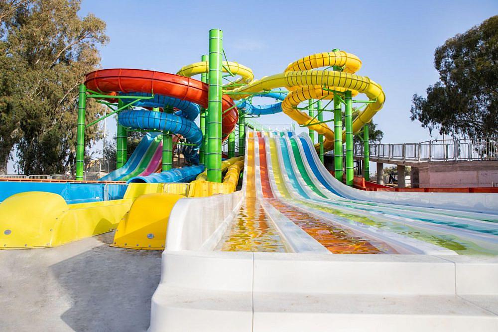 פארק מים שפיים   צילום: מיטל דור