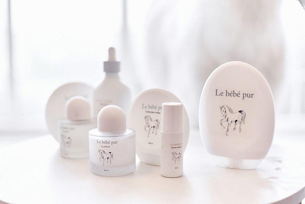 Le Bébé Pur. מוצרים לתינוקות בני יומם | צילום: אלכסי מאלב