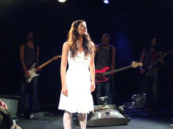 """בהצגה """"אלקטרה"""" בלונדון   צילום: Exchange Theatre"""