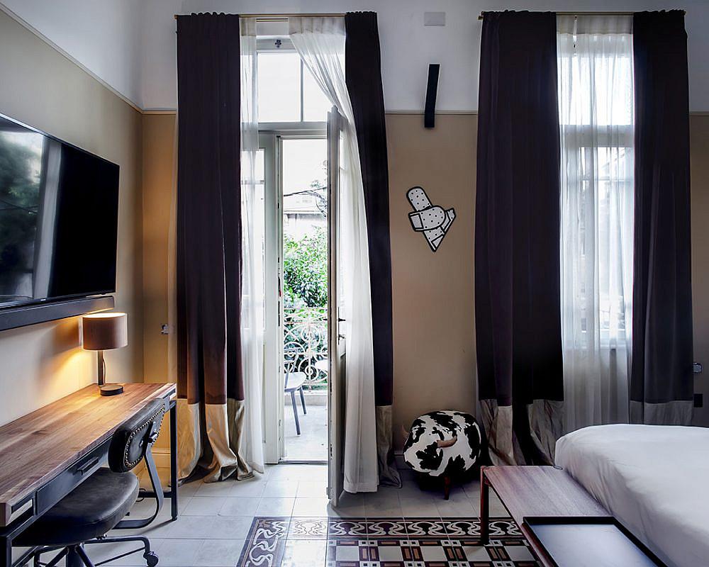 מלון אסאמבלאז׳ בתל אביב | צילום: רן בירן