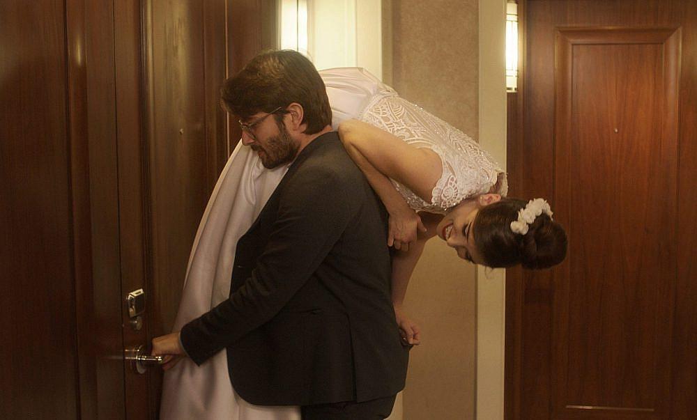 """אביגיל הררי ורן דנקר בסרט """"אחד בלב""""   צילום: ירון שרף, באדיבות בתי קולנוע לב וספירו סרטים"""