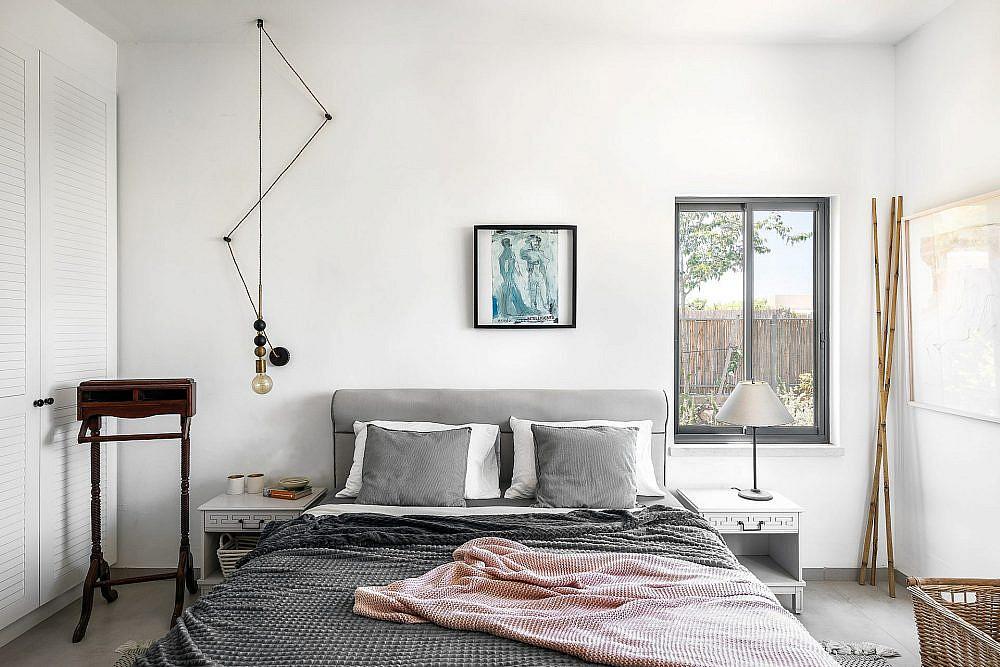חדר השינה הראשי | צילום: אורן עמוס
