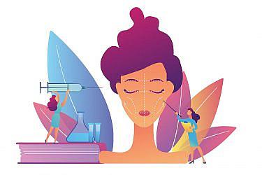 טיפולים אסתטיים לקיץ 2021   איור: Shutterstock