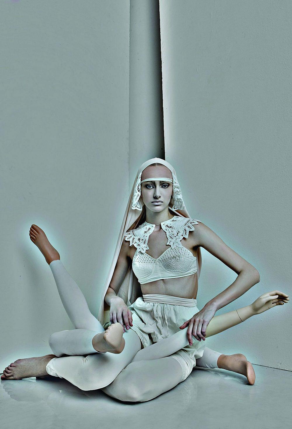 פרויקט הפקות אופנה, גיליון אחרון | צילום: עידו לביא, קריאייטיב וסטיילינג: כדורי אלישר