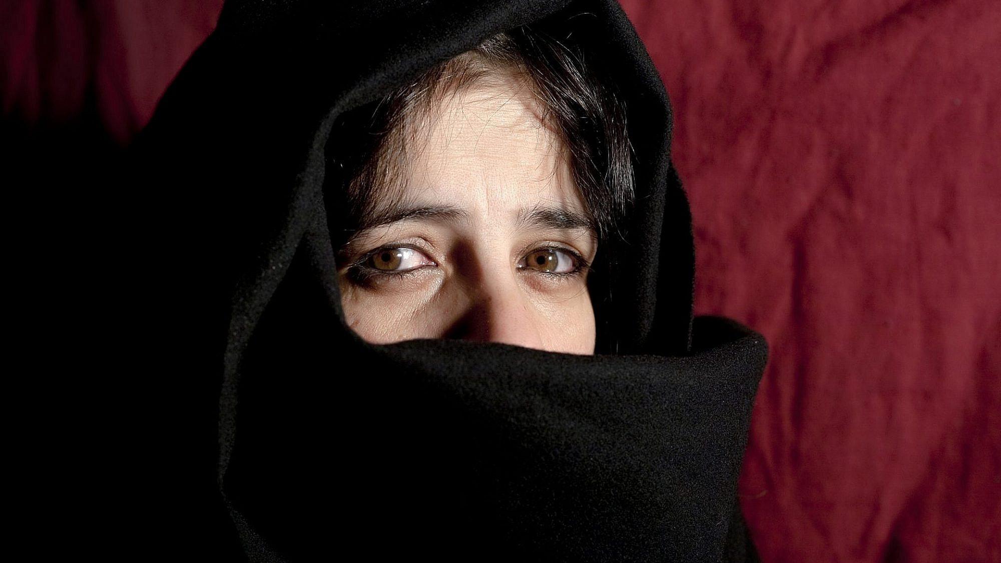 אישה אפגנית | צילום: shutterstock