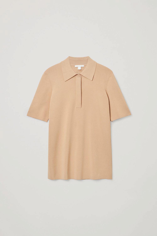 """COS, חולצה 295 ש""""ח   צילום: יח""""צ COS"""