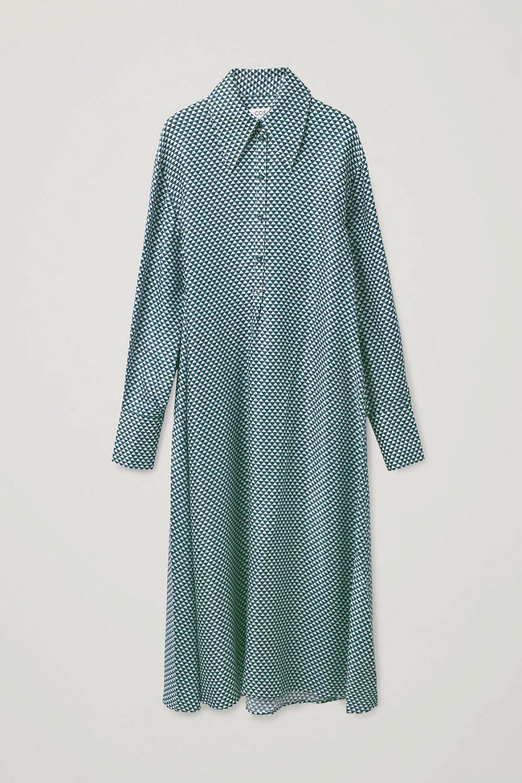 "COS, שמלה 455 ש""ח   צילום: יח""צ COS"