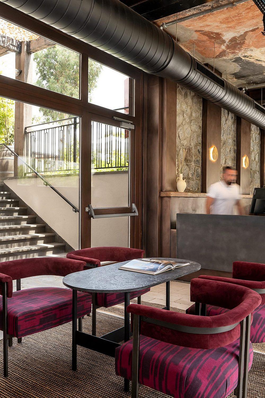 מלון פרא החדש בבית המכס העליון | צילום: איה בן עזרי