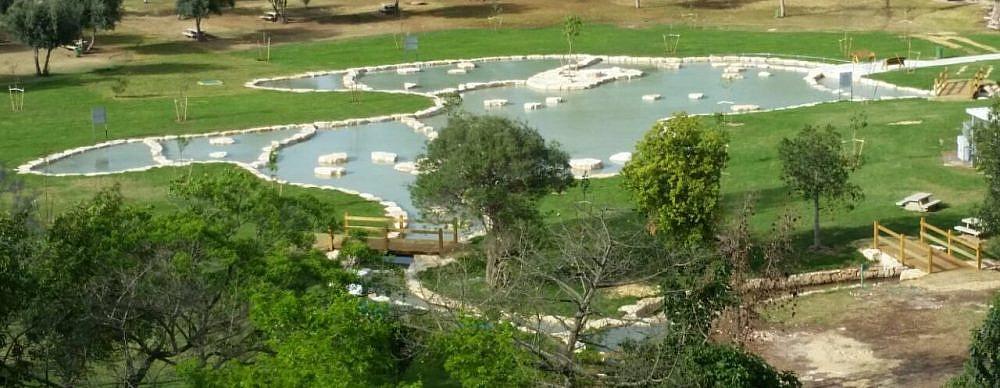 """גן לאומי מעיין חרוד   צילום: יח""""צ"""
