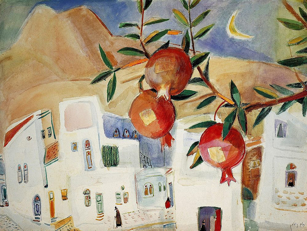 """פעילויות לסוכות במוזיאון נחום גוטמן (צילום: יח""""צ)"""