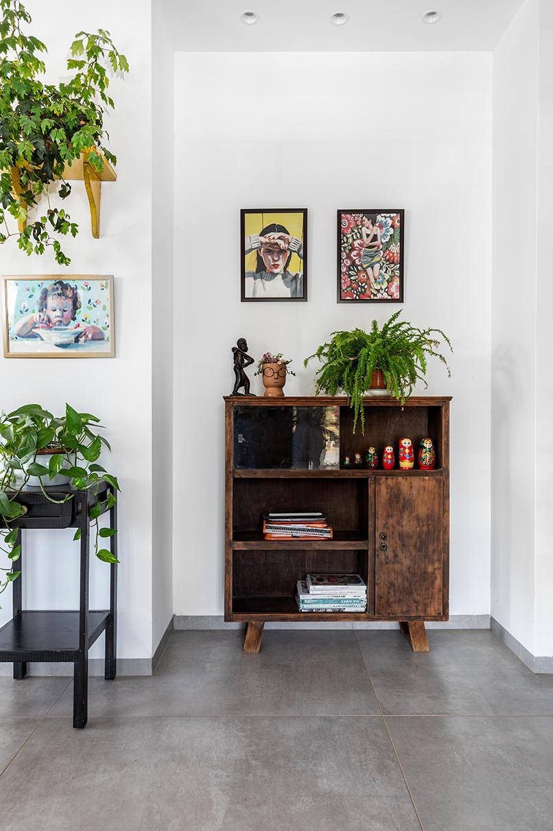 בית בגלבוע   אדריכלות: רות חובב, עיצוב פנים: שני סלע, צילום: אורית ארנון