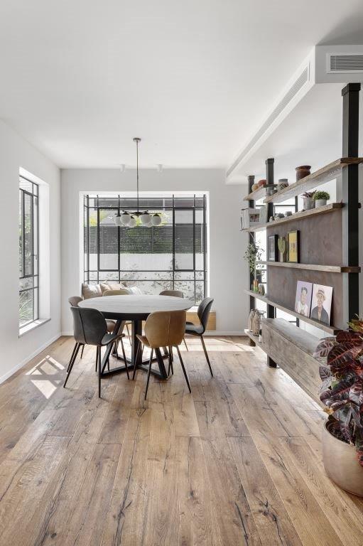 חדר האוכל | הלל אדריכלות, צילום: עודד סמדר