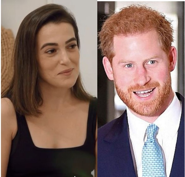 """הנסיך הארי וניצן   צילומים: צילום מסך מ""""חתונה ממבט ראשון"""", Getty Images"""