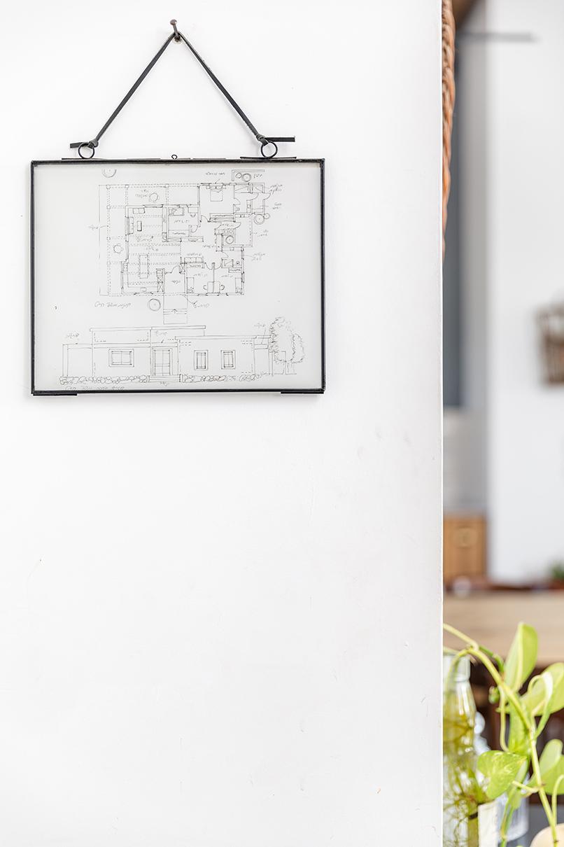 מזכרת מהתהליך. מתנה מהמתכננות   אדריכלות: רות חובב, עיצוב פנים: שני סלע, צילום: אורית ארנון