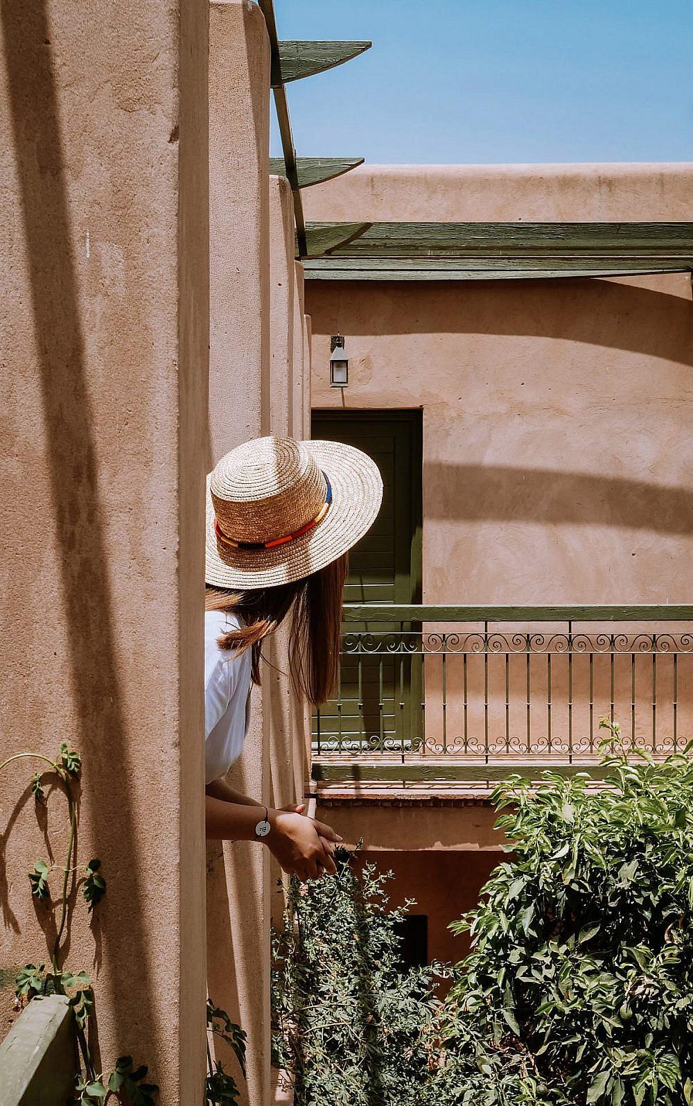 טרה שיק   צילום באדיבות Club Med Marrakech la Palmeraie
