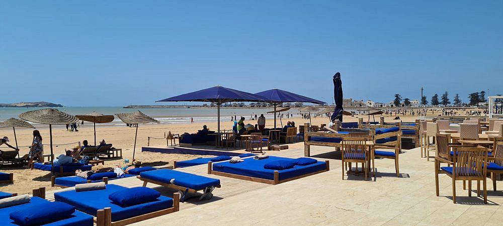 חוף הים באסווירה | צילום: שרון בן דוד