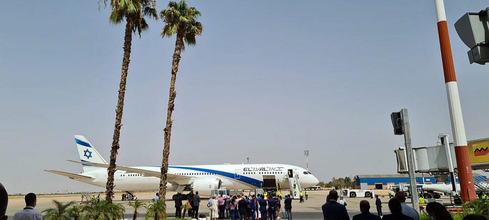 חתיכת היסטוריה: מטוס אל־על נוחת לראשונה במרוקו