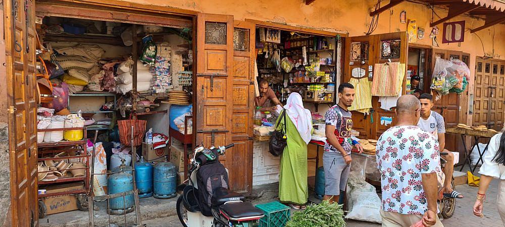 פראית ומסעירה. מרוקו | צילום: שרון בן דוד